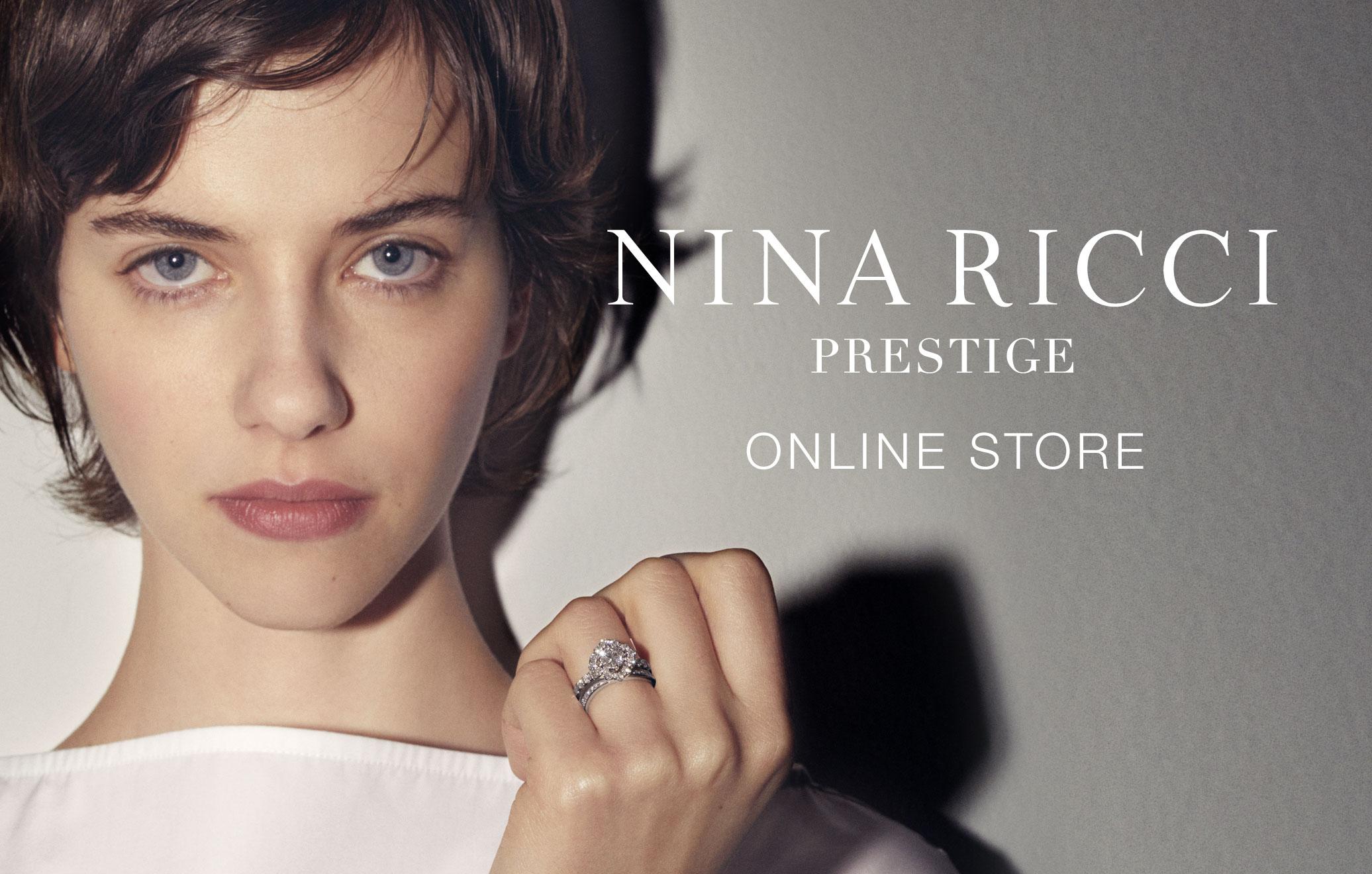 NINA RICCI PRESTIGE ONLINE STORE