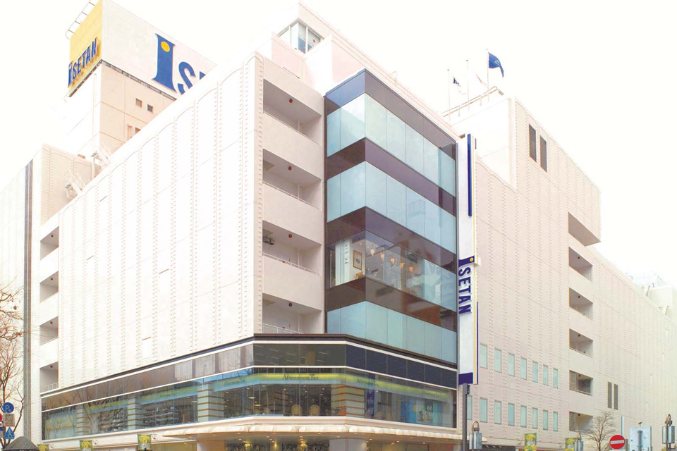 静岡伊勢丹 6階宝飾・時計
